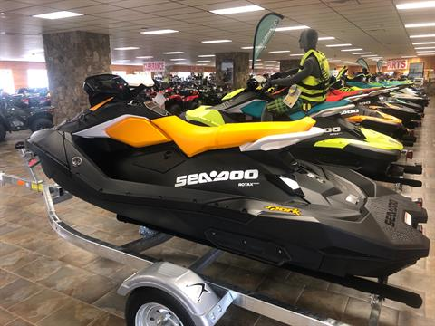 2019 Sea-Doo Spark 3up 900 H.O. ACE iBR, Convenience Package + Sound System in Honesdale, Pennsylvania - Photo 2