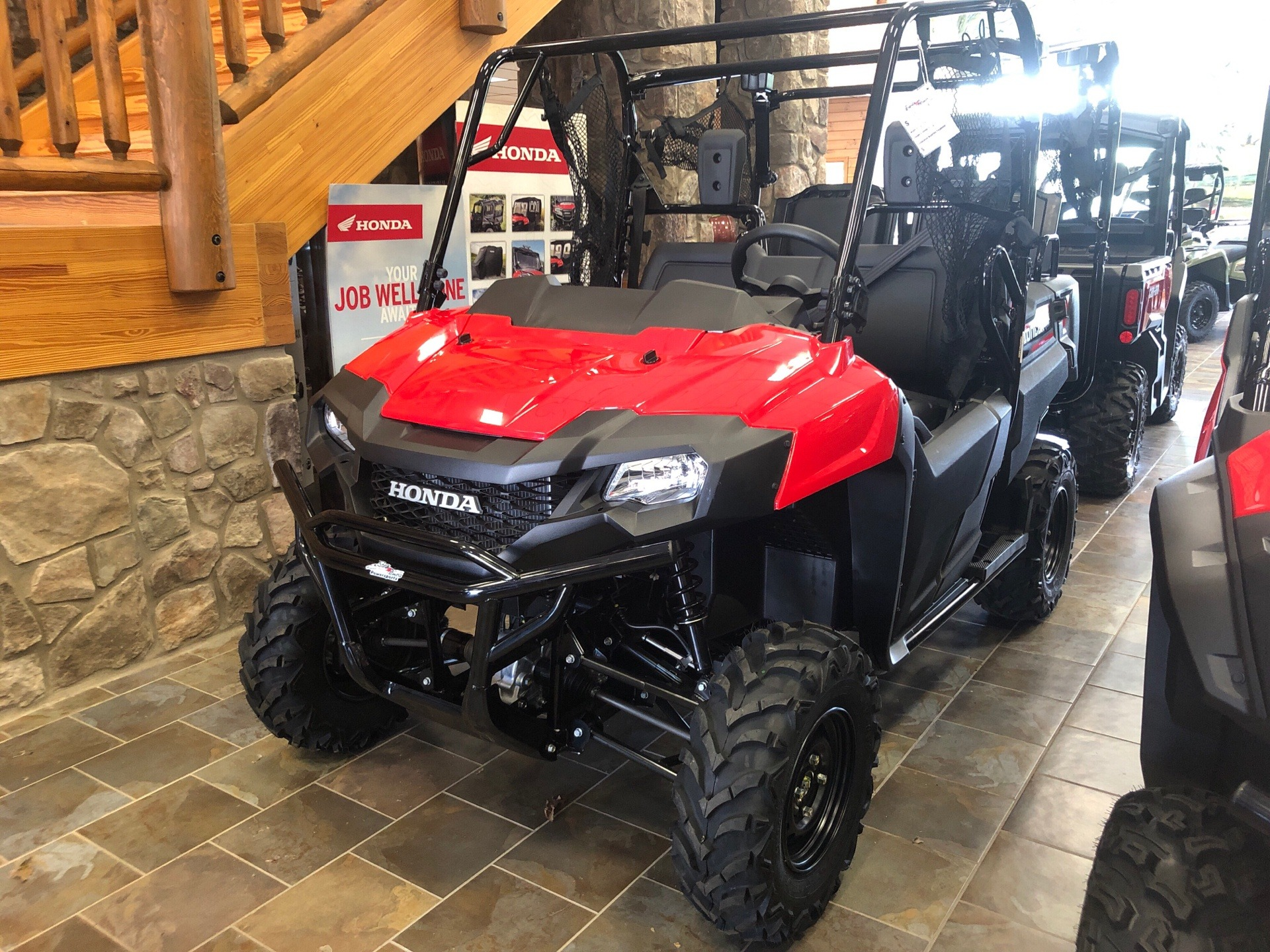 2019 Honda Pioneer 700-4 in Honesdale, Pennsylvania - Photo 1