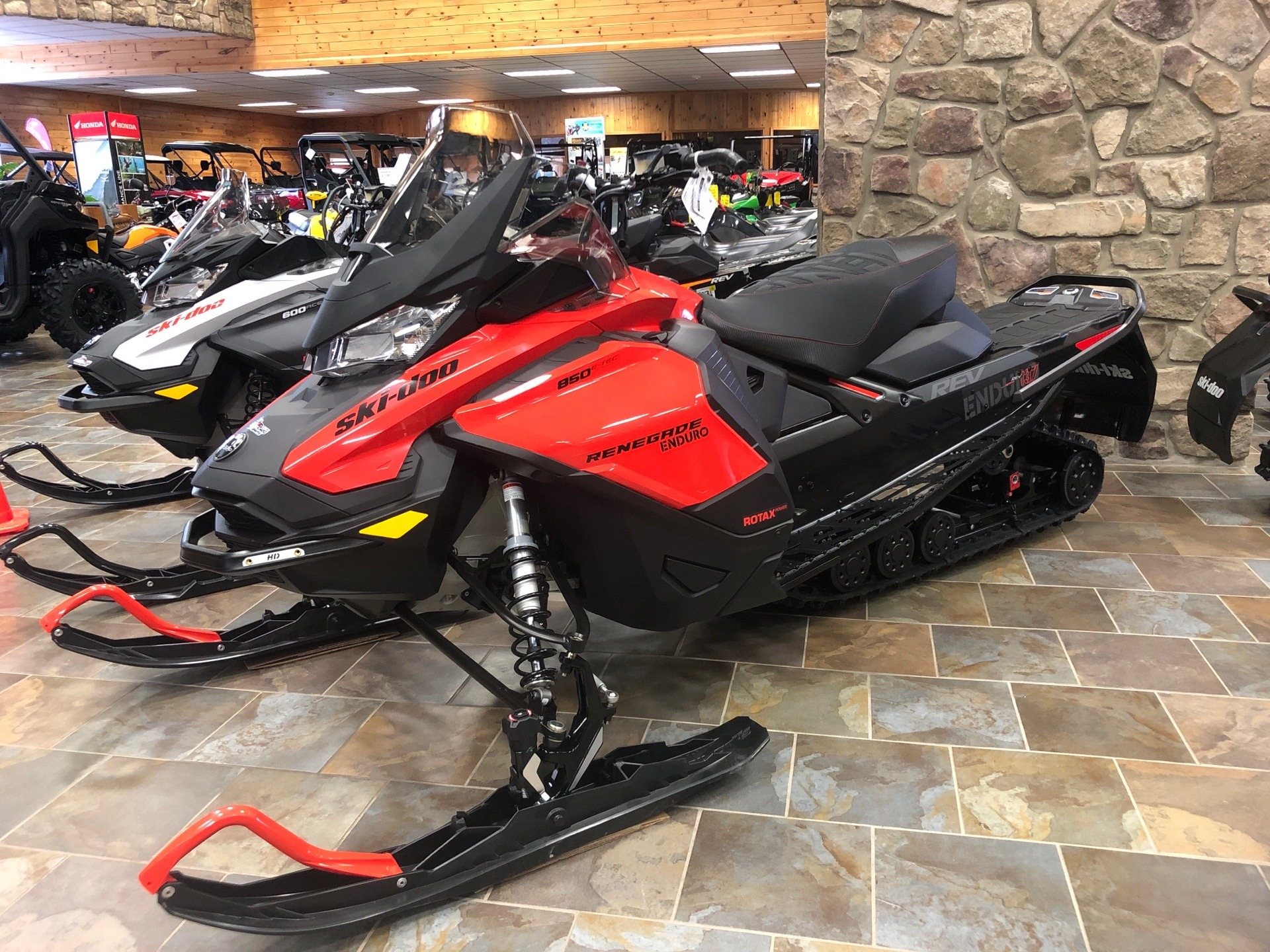 2020 Ski-Doo Renegade Enduro 850 E-TEC ES in Honesdale, Pennsylvania - Photo 1