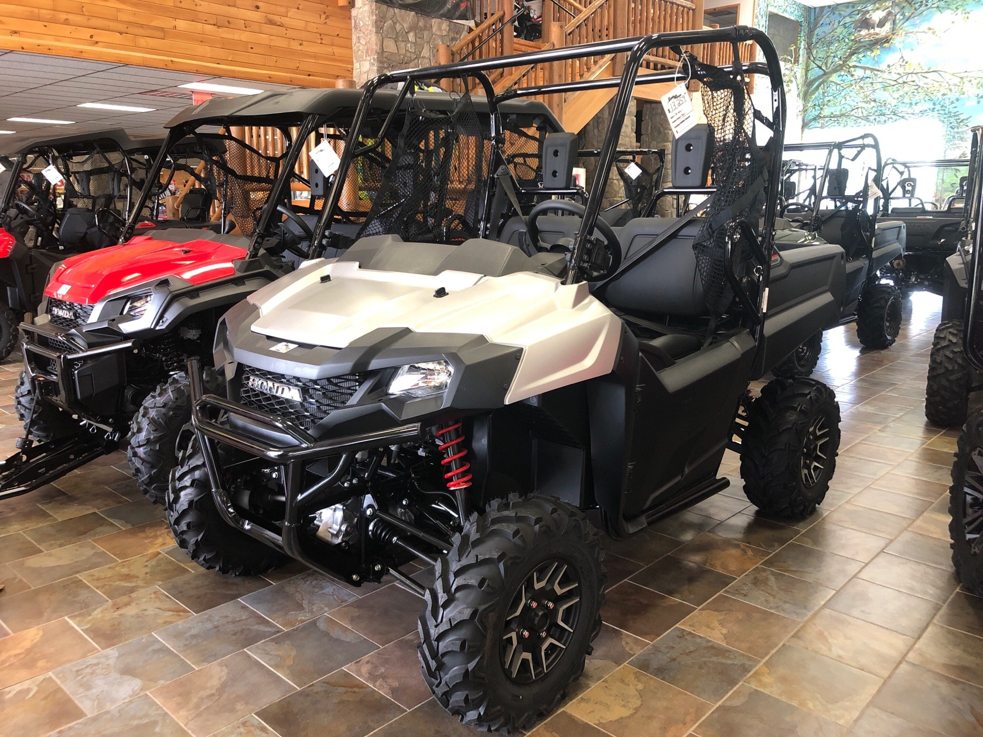 2020 Honda Pioneer 700 Deluxe in Honesdale, Pennsylvania - Photo 1