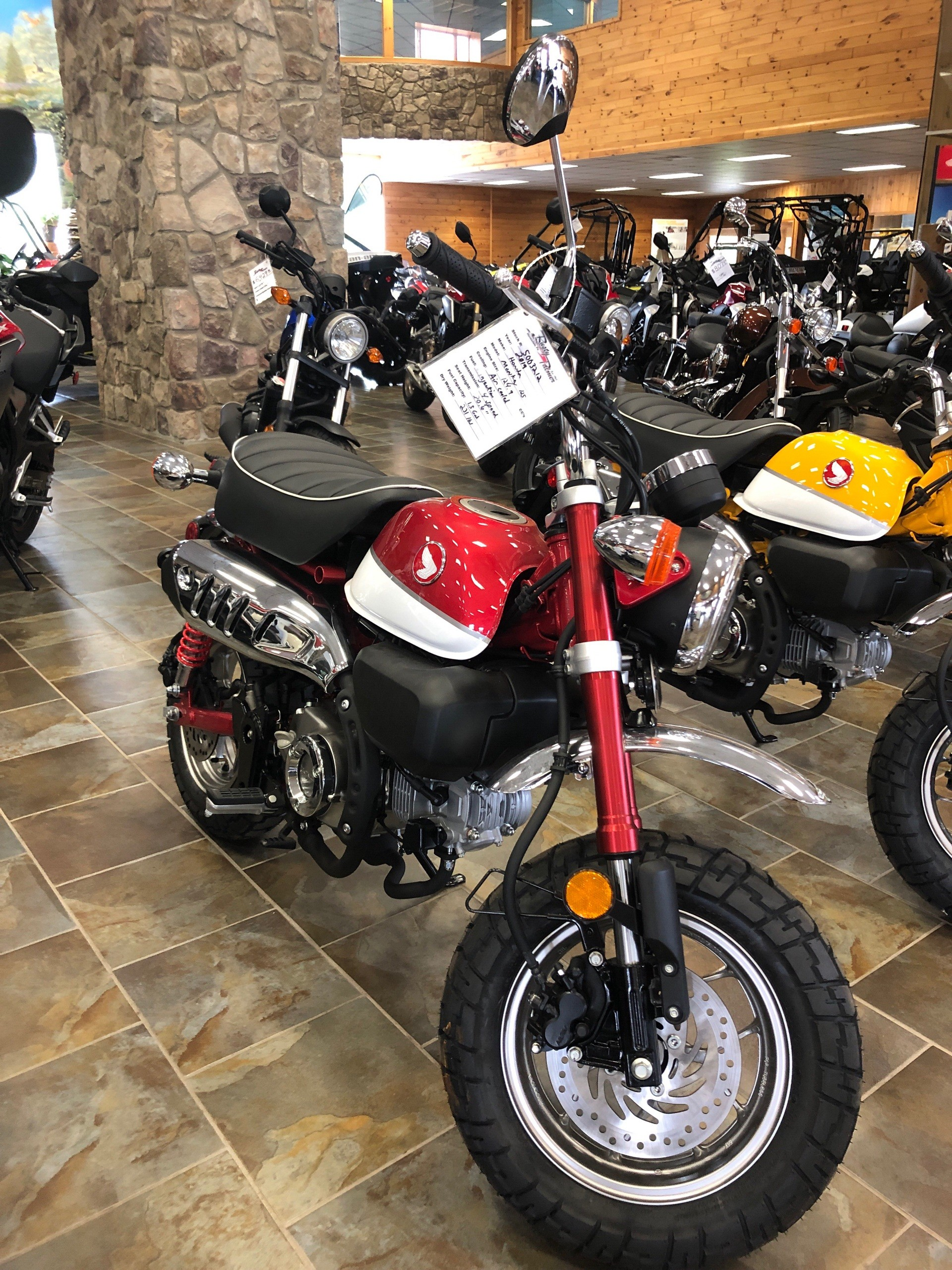2019 Honda Monkey in Honesdale, Pennsylvania - Photo 1