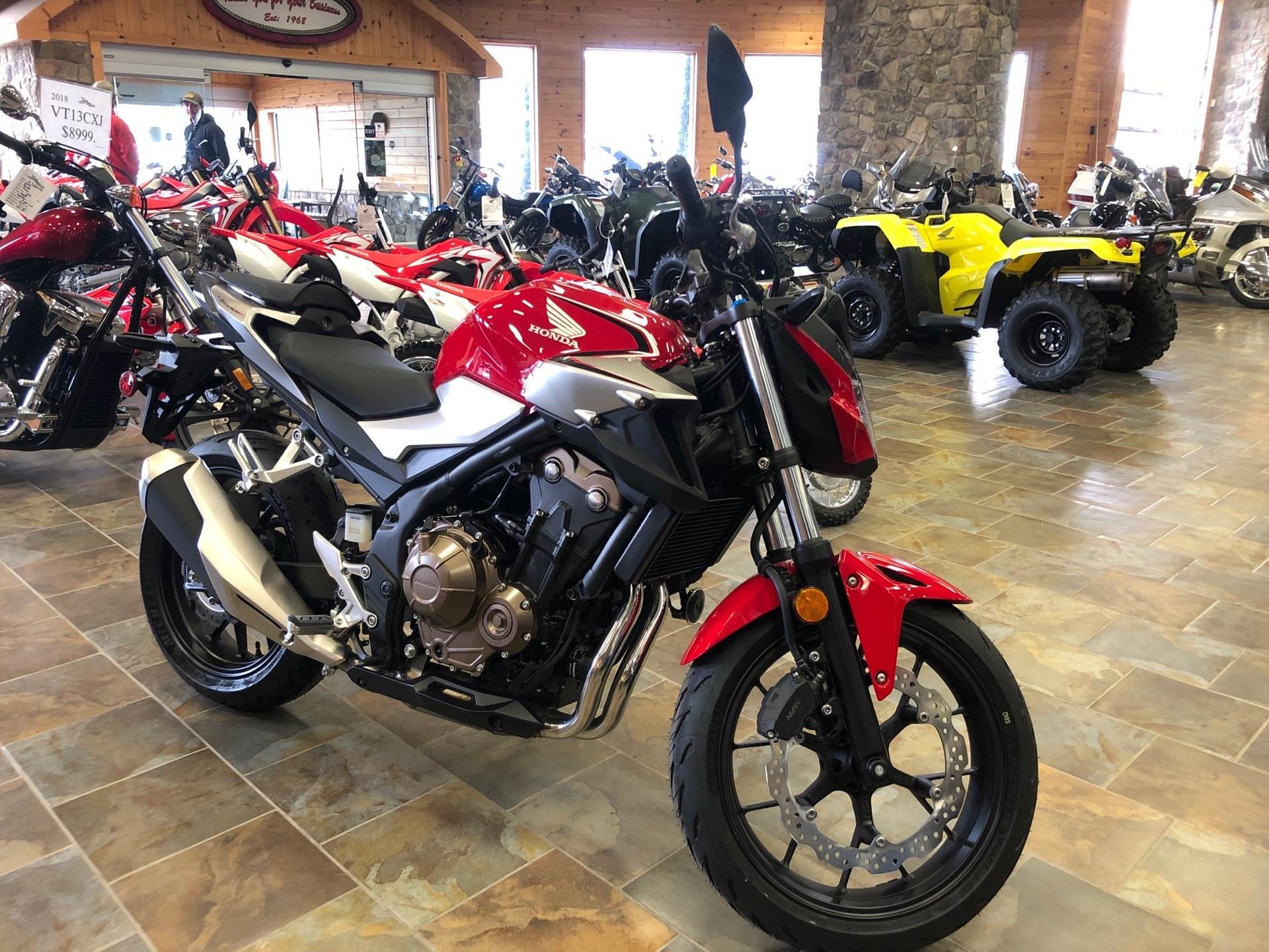 2019 Honda CB500F in Honesdale, Pennsylvania - Photo 1