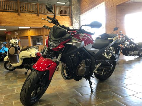 2019 Honda CB500F in Honesdale, Pennsylvania - Photo 2