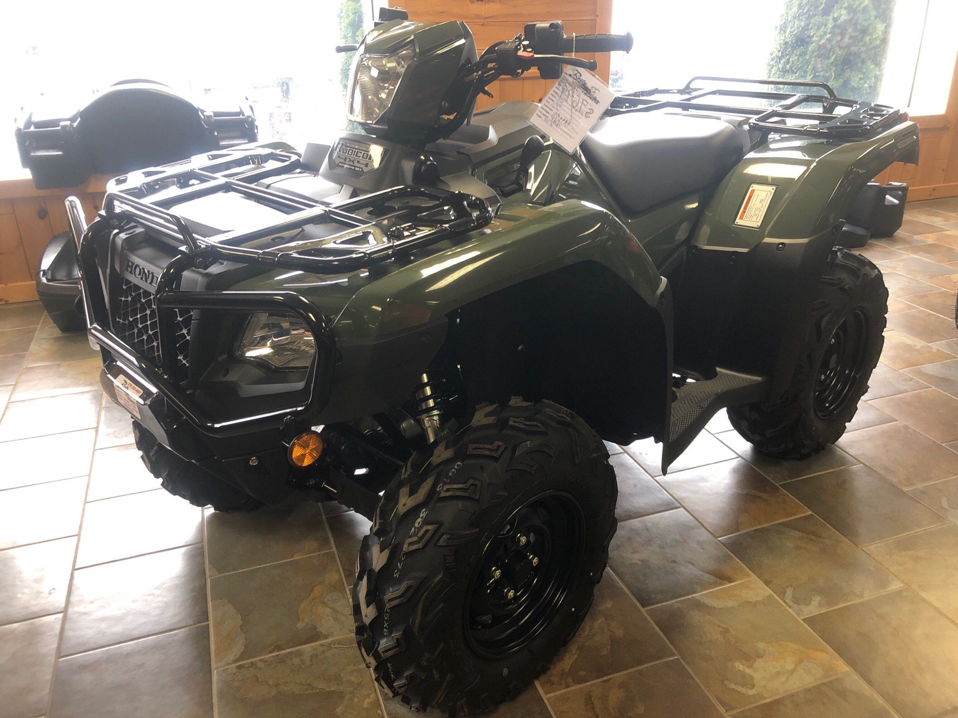 2019 Honda FourTrax Foreman Rubicon 4x4 Automatic DCT EPS in Honesdale, Pennsylvania - Photo 1