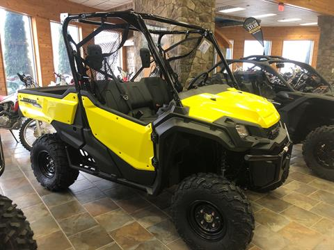 2019 Honda Pioneer 1000 EPS in Honesdale, Pennsylvania