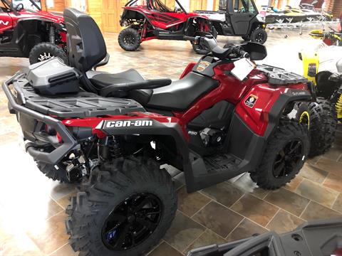 2019 Can-Am Outlander MAX XT 850 in Honesdale, Pennsylvania - Photo 2