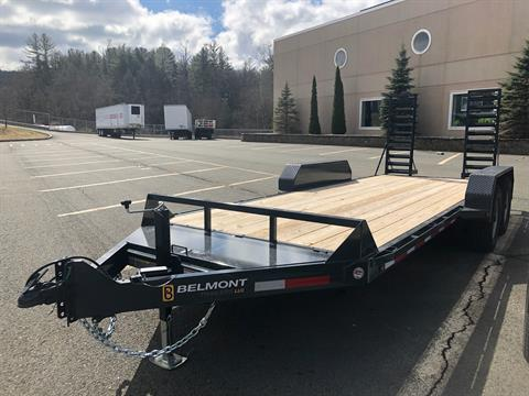 2019 Belmont Trailers LLC SS1018-12K in Honesdale, Pennsylvania