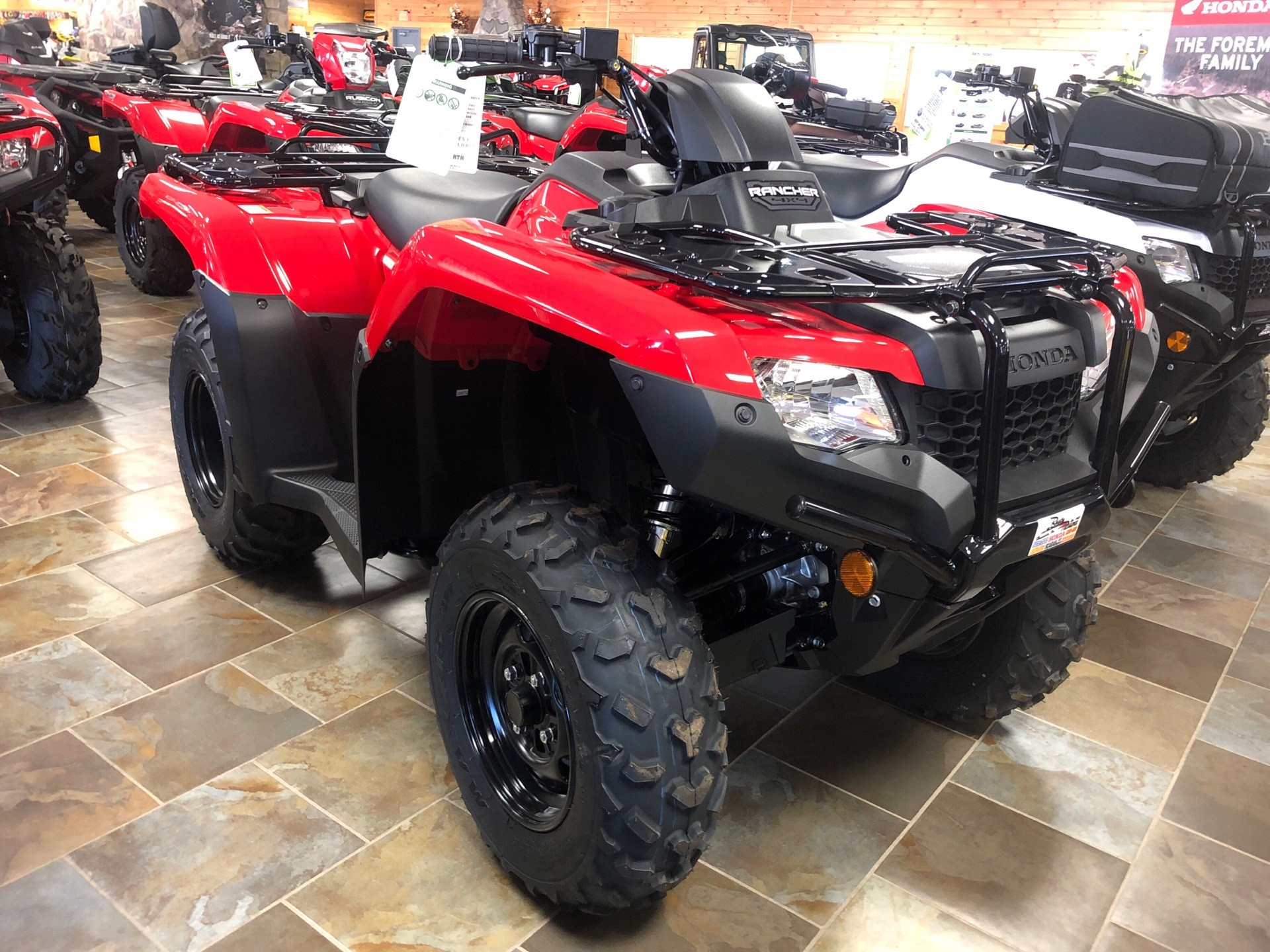 2020 Honda FourTrax Rancher 4x4 EPS in Honesdale, Pennsylvania - Photo 1