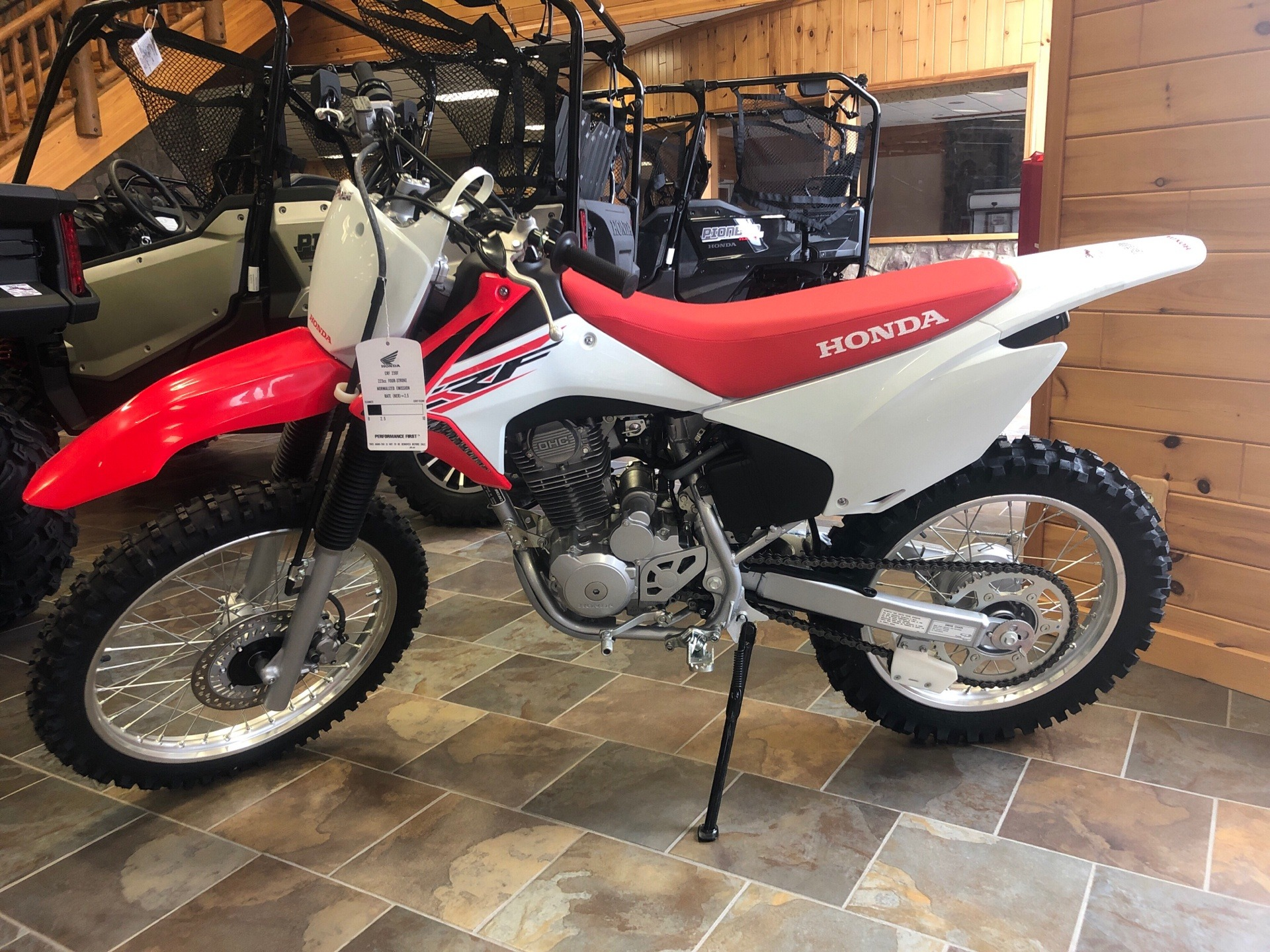 2019 Honda CRF230F in Honesdale, Pennsylvania - Photo 1