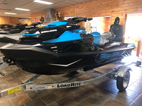 2019 Sea-Doo RXT 230 iBR + Sound System in Honesdale, Pennsylvania