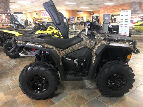 2019 Can-Am Outlander Mossy Oak Hunting Edition 1000R in Honesdale, Pennsylvania - Photo 1