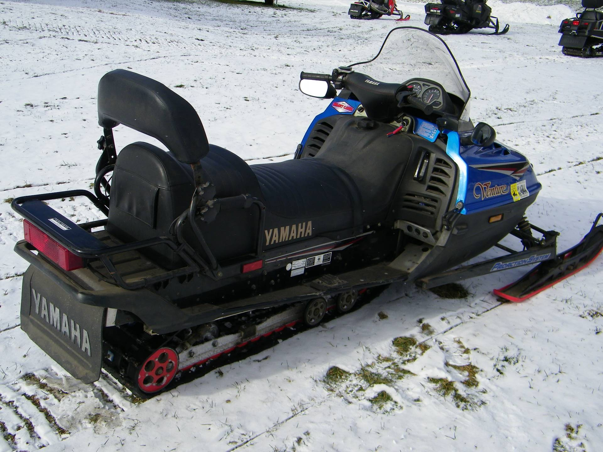 1997 Yamaha VT 600 Venture in Galeton, Pennsylvania - Photo 2