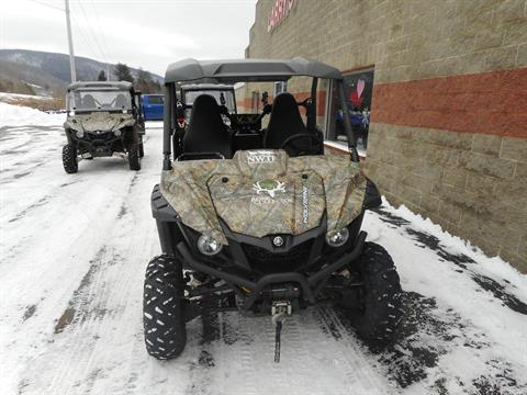 2016 Yamaha Wolverine R-Spec EPS Hunter in Galeton, Pennsylvania