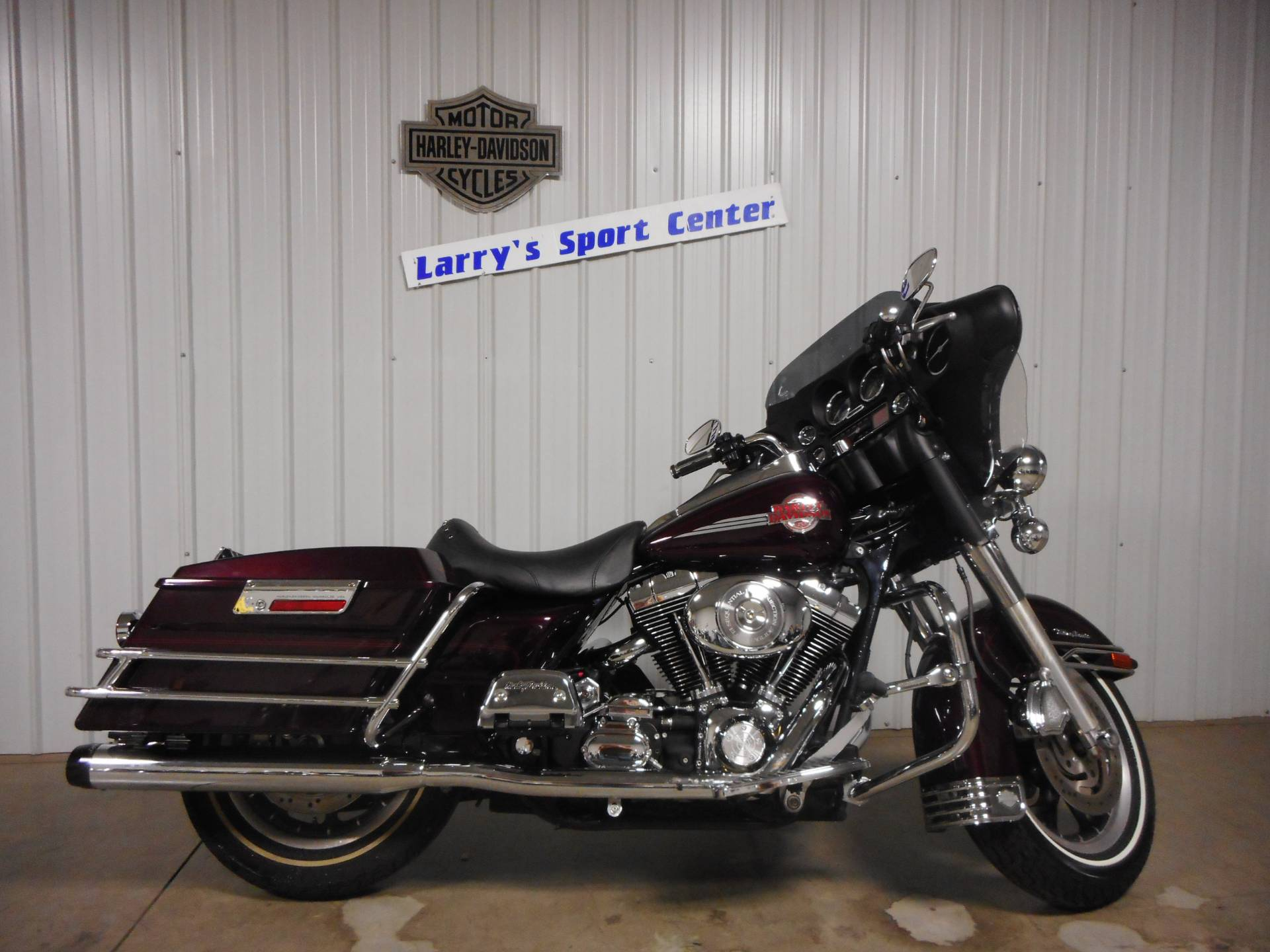 2005 Harley-Davidson FLHTCUI Ultra Classic® Electra Glide® in Galeton, Pennsylvania - Photo 1