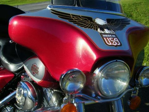 2004 Harley-Davidson FLHTC/FLHTCI Electra Glide® Classic in Galeton, Pennsylvania - Photo 4