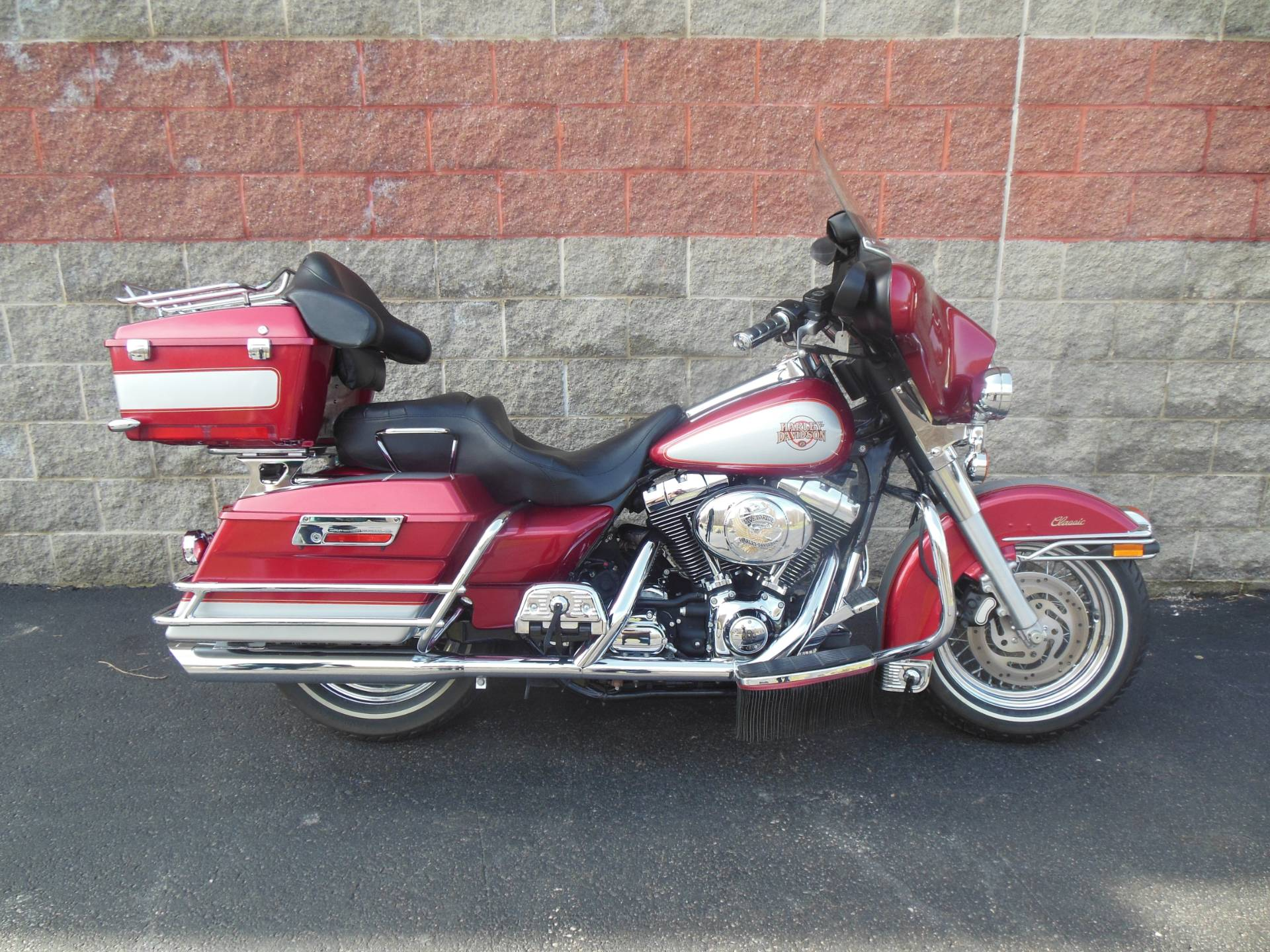 2004 Harley-Davidson FLHTC/FLHTCI Electra Glide® Classic in Galeton, Pennsylvania - Photo 1