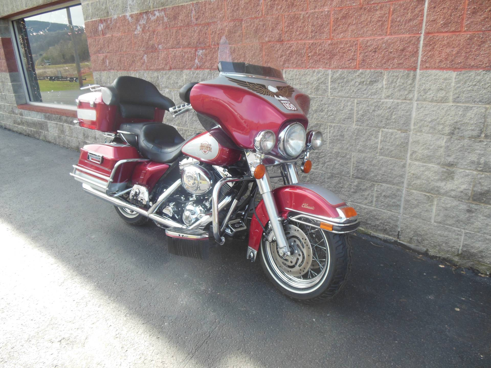 2004 Harley-Davidson FLHTC/FLHTCI Electra Glide® Classic in Galeton, Pennsylvania - Photo 2