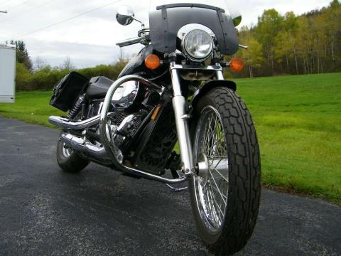 2006 Honda Shadow Spirit™ 750 in Galeton, Pennsylvania