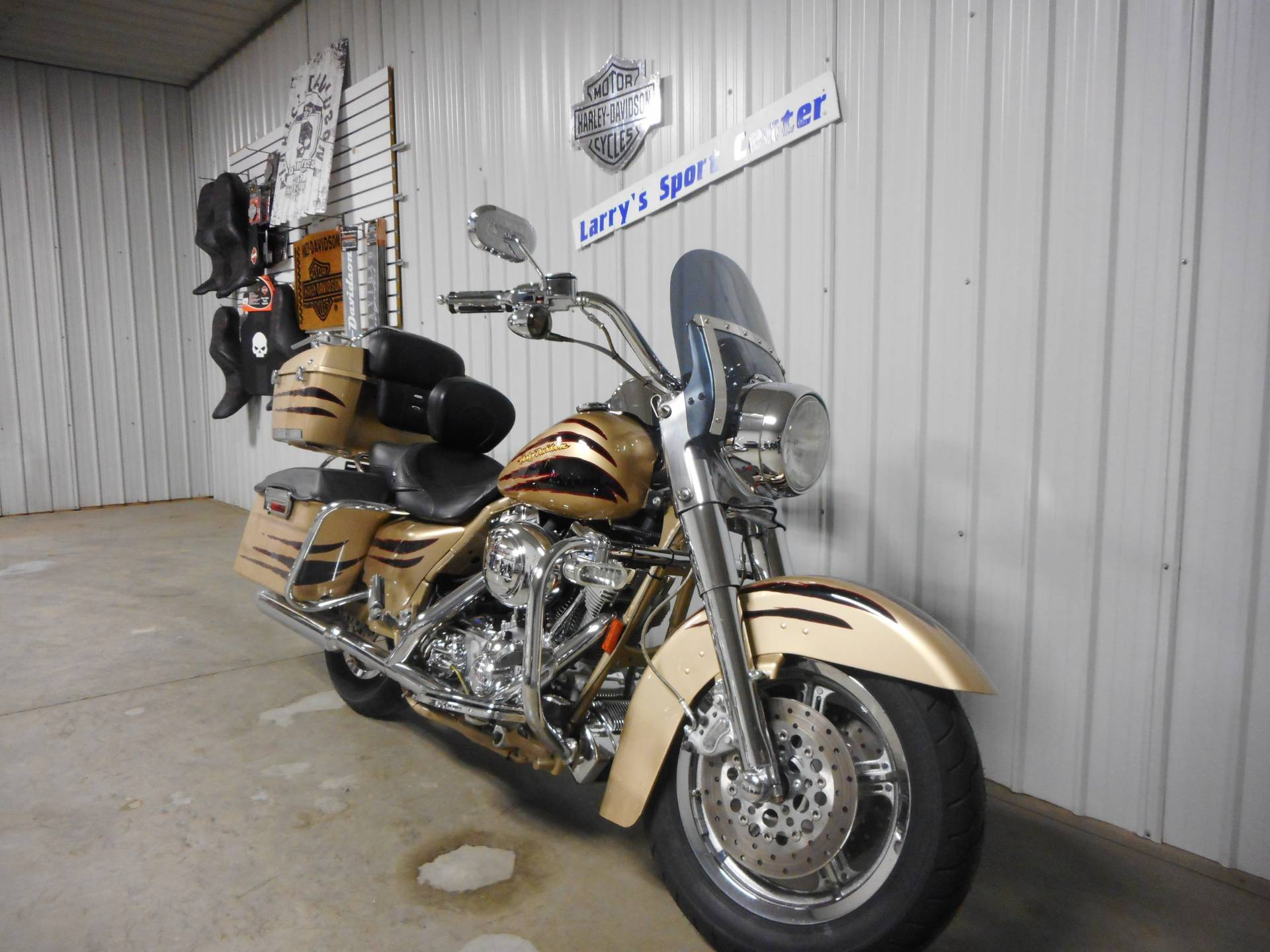 2003 Harley-Davidson Screamin' Eagle®  Road King® in Galeton, Pennsylvania - Photo 2