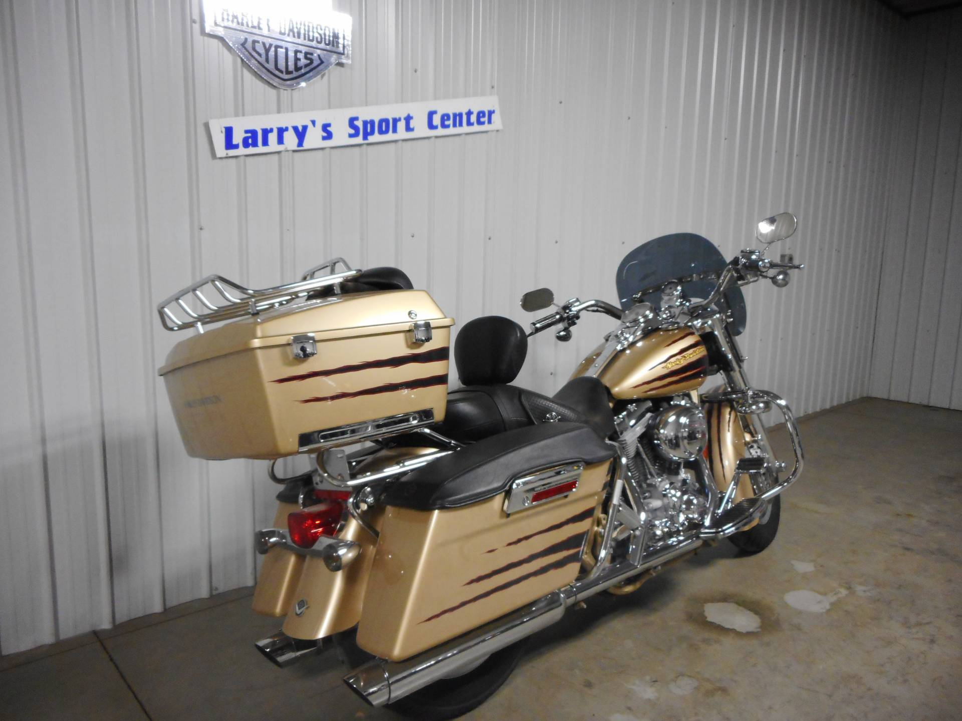 2003 Harley-Davidson Screamin' Eagle®  Road King® in Galeton, Pennsylvania - Photo 3