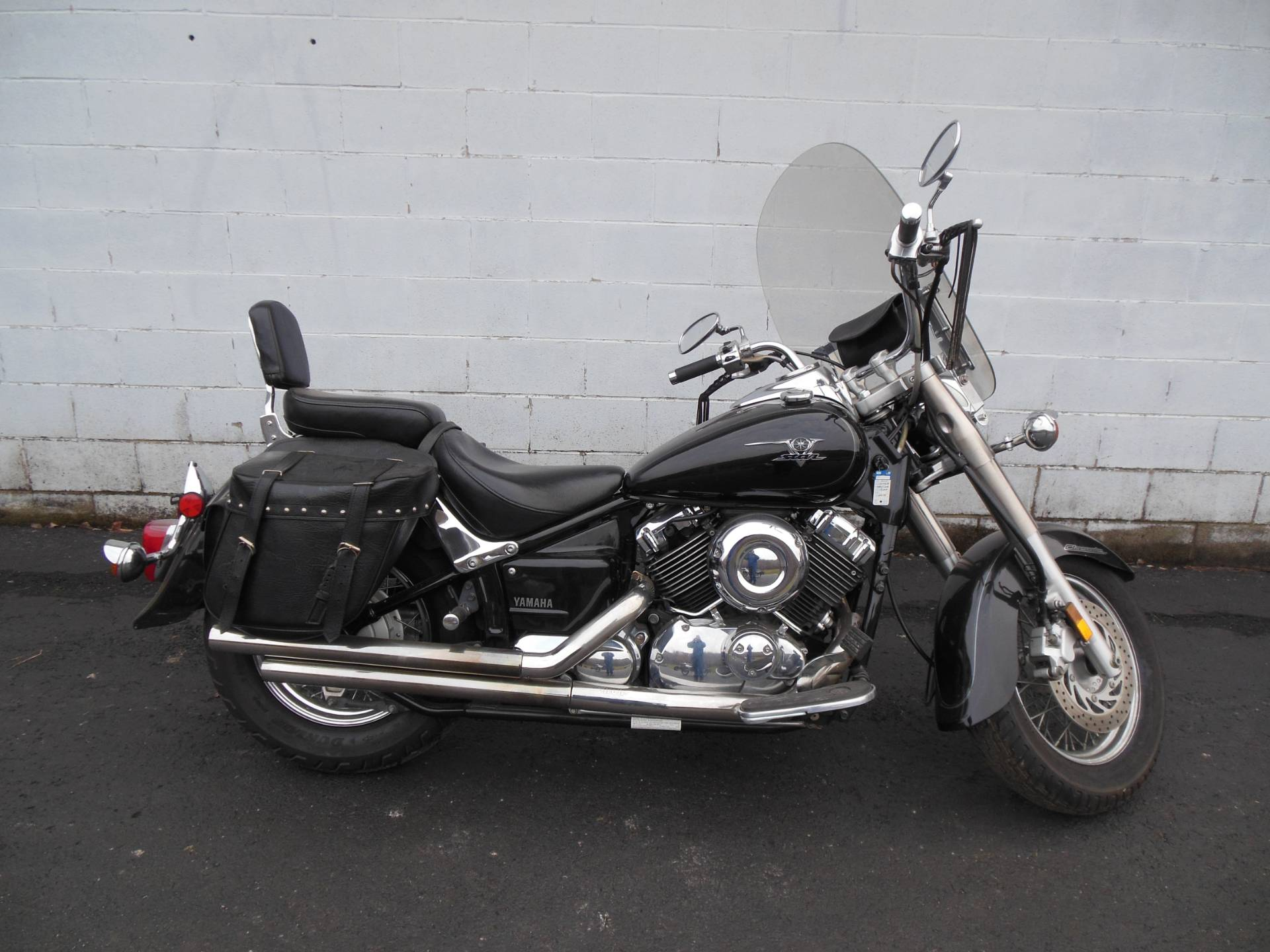 2004 Yamaha V Star 650 in Galeton, Pennsylvania - Photo 1