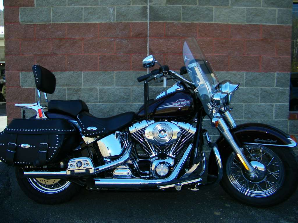 2006 Harley-Davidson Heritage Softail® in Galeton, Pennsylvania - Photo 4