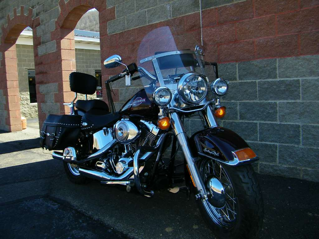 2006 Harley-Davidson Heritage Softail® in Galeton, Pennsylvania - Photo 5