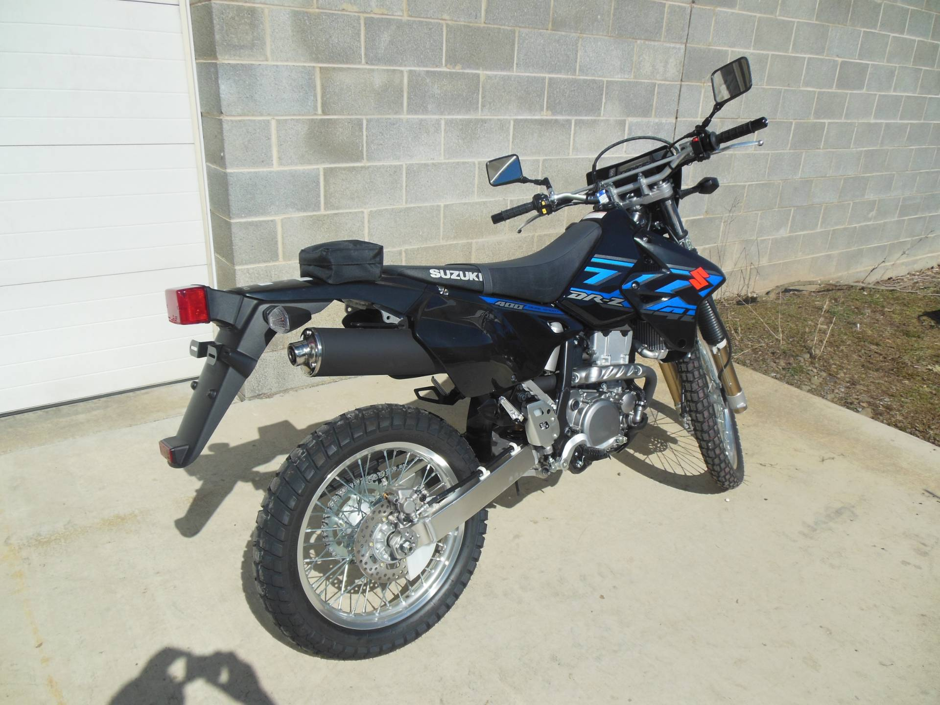 2017 Suzuki DR-Z400S in Galeton, Pennsylvania
