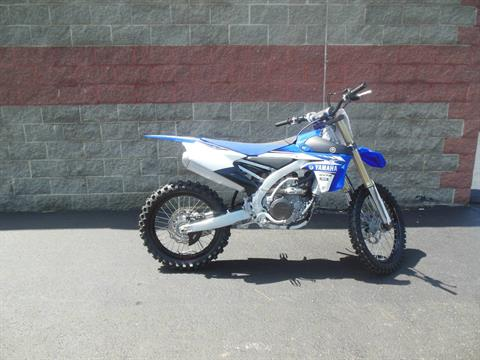 2017 Yamaha YZ450F in Galeton, Pennsylvania