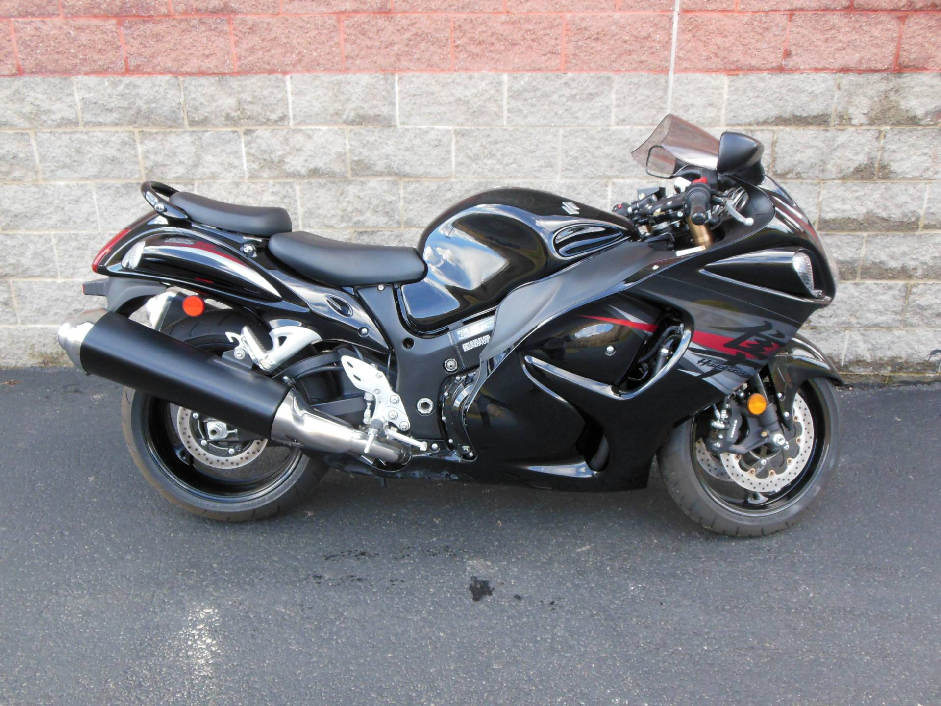Used Suzuki Hayabusa Parts