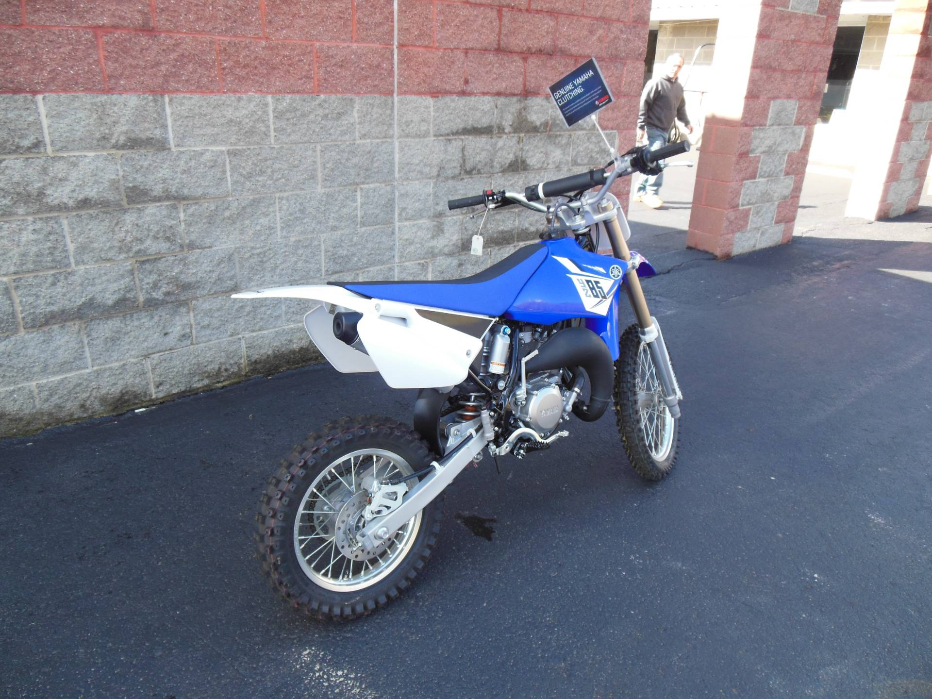 2014 Yamaha YZ85 in Galeton, Pennsylvania