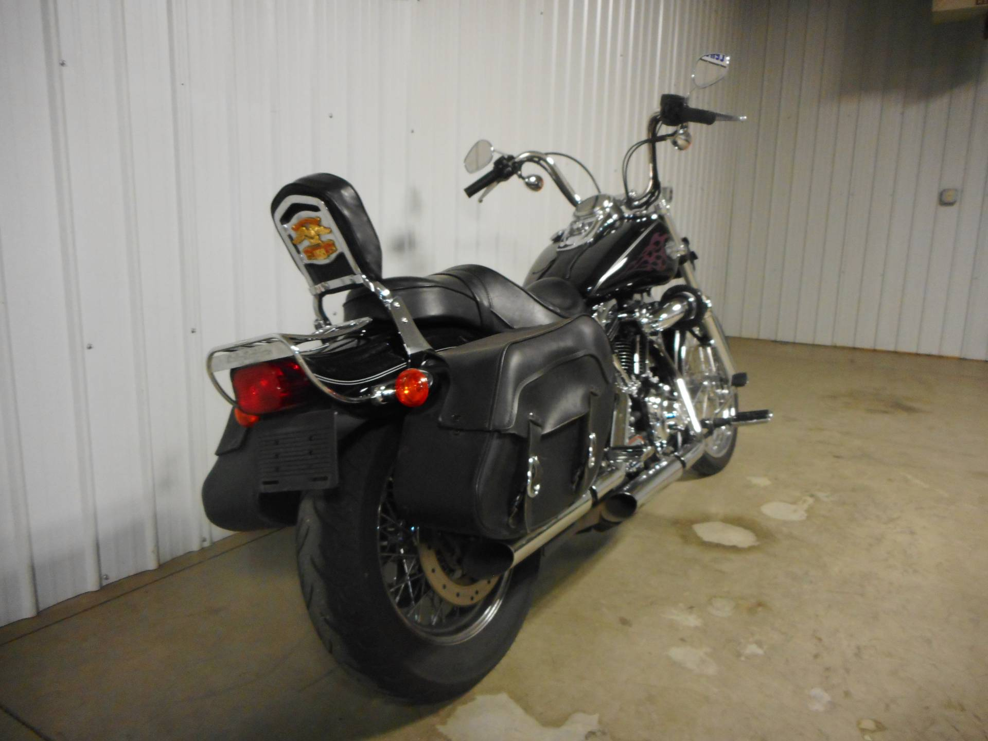 2005 Harley-Davidson FXDWG/FXDWGI Dyna Wide Glide® in Galeton, Pennsylvania - Photo 3