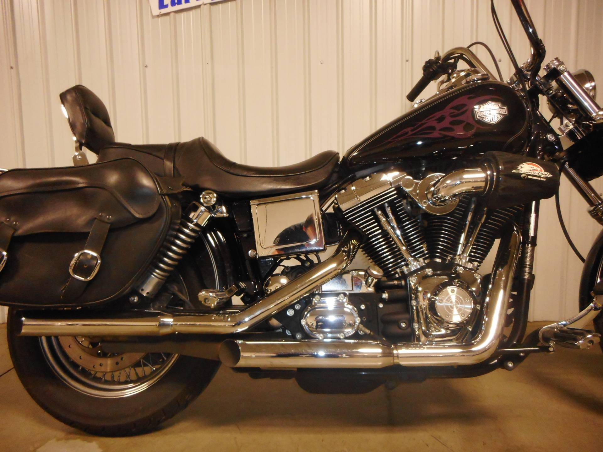 2005 Harley-Davidson FXDWG/FXDWGI Dyna Wide Glide® in Galeton, Pennsylvania - Photo 4
