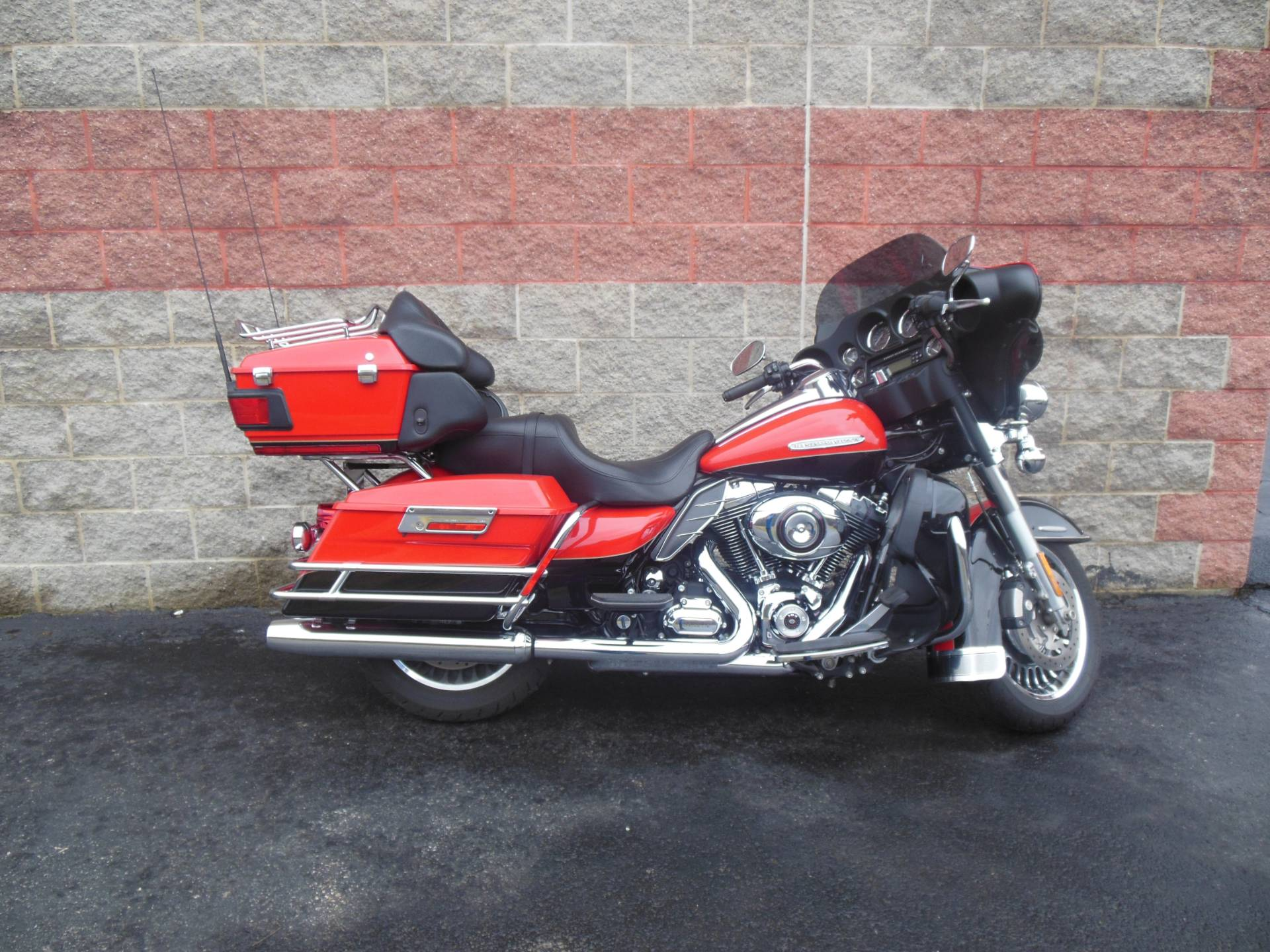 2010 Harley-Davidson Electra Glide® Ultra Limited in Galeton, Pennsylvania - Photo 1