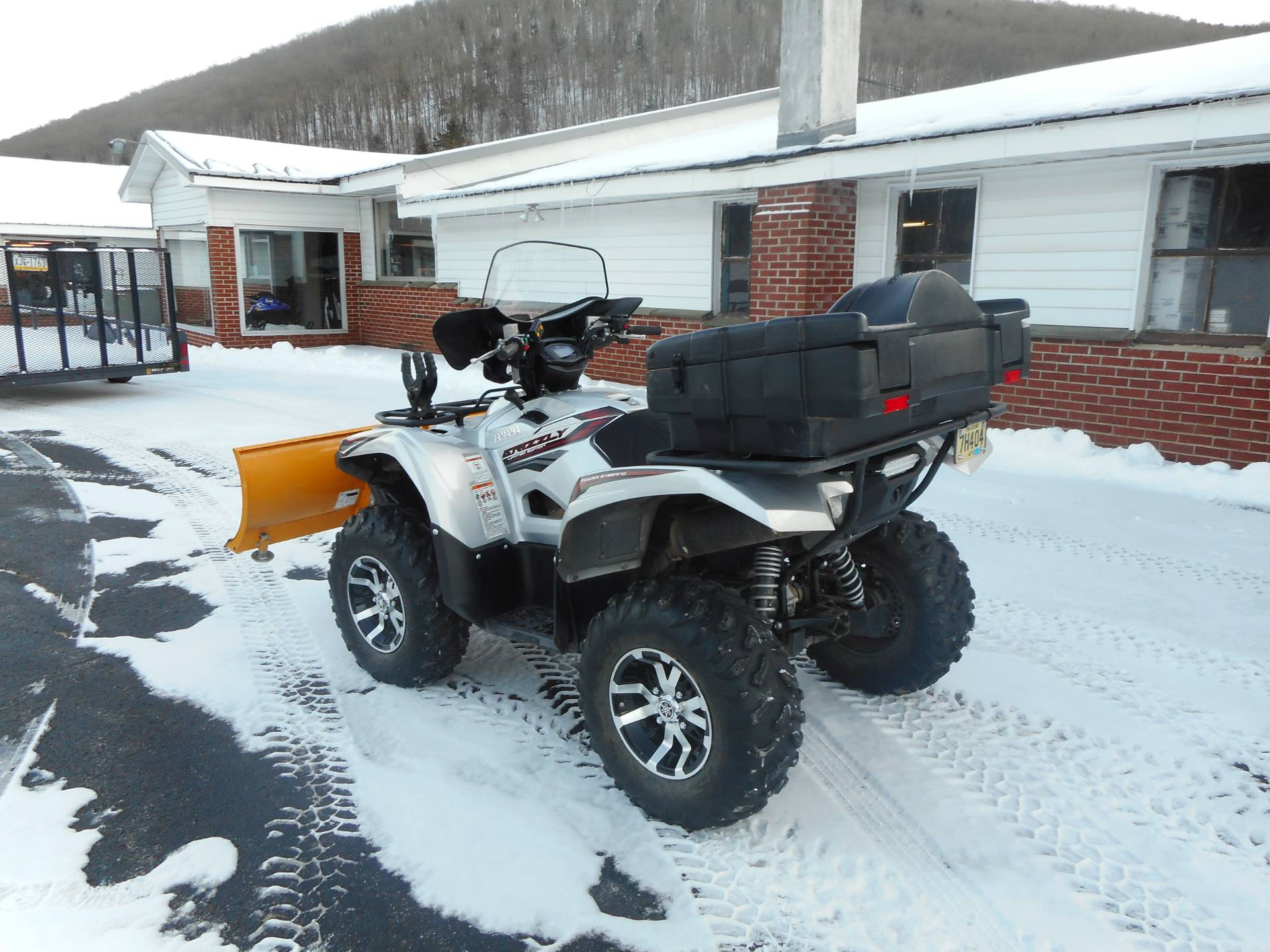 2018 Yamaha Grizzly EPS LE in Galeton, Pennsylvania - Photo 3