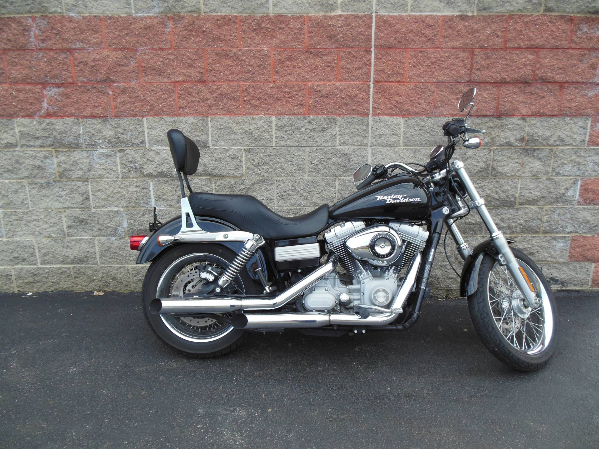 Dyna Super Glide >> Used 2008 Harley Davidson Dyna Super Glide Custom Motorcycles In