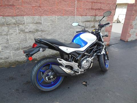 2015 Suzuki SFV650 in Galeton, Pennsylvania - Photo 3