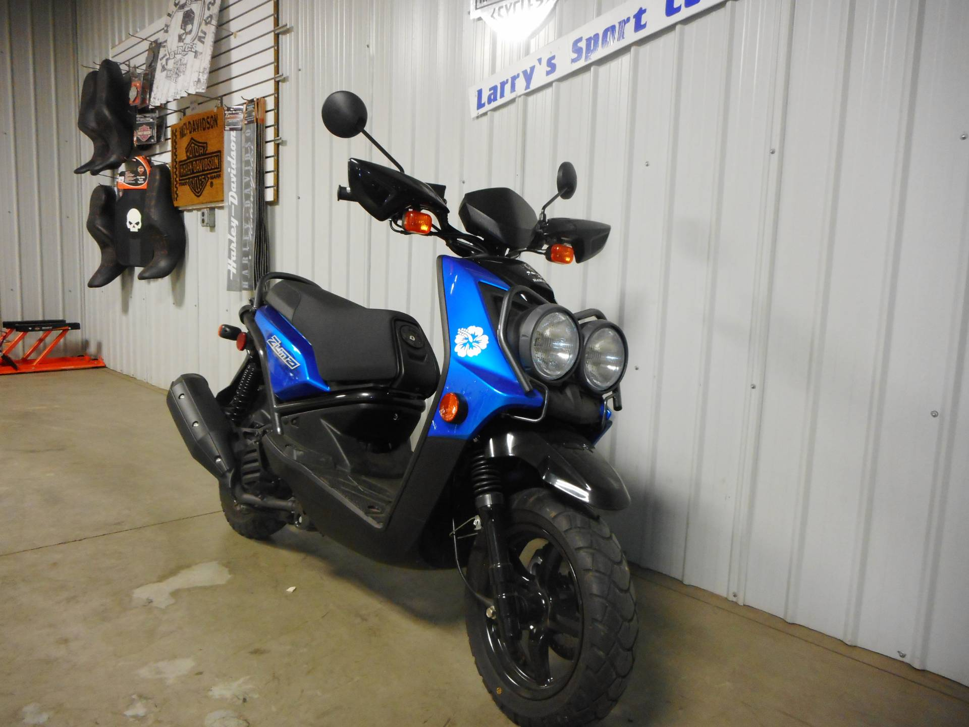 2013 Yamaha Zuma 125 in Galeton, Pennsylvania - Photo 2