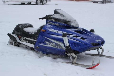 1994 Yamaha v-max-4 -SUPER MOD DRAG SLED...ONE WILD RIDE!!! in Galeton, Pennsylvania