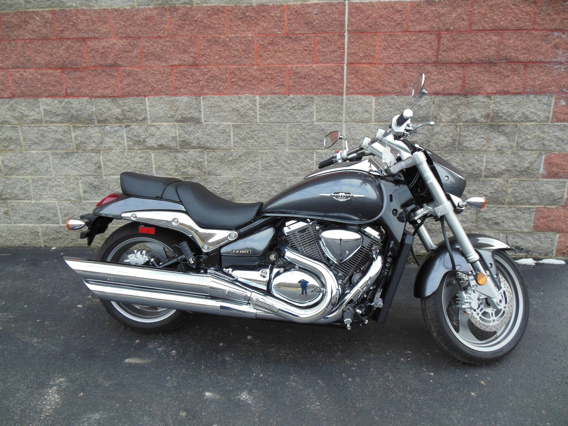 2013 Suzuki Boulevard M90 in Galeton, Pennsylvania - Photo 1