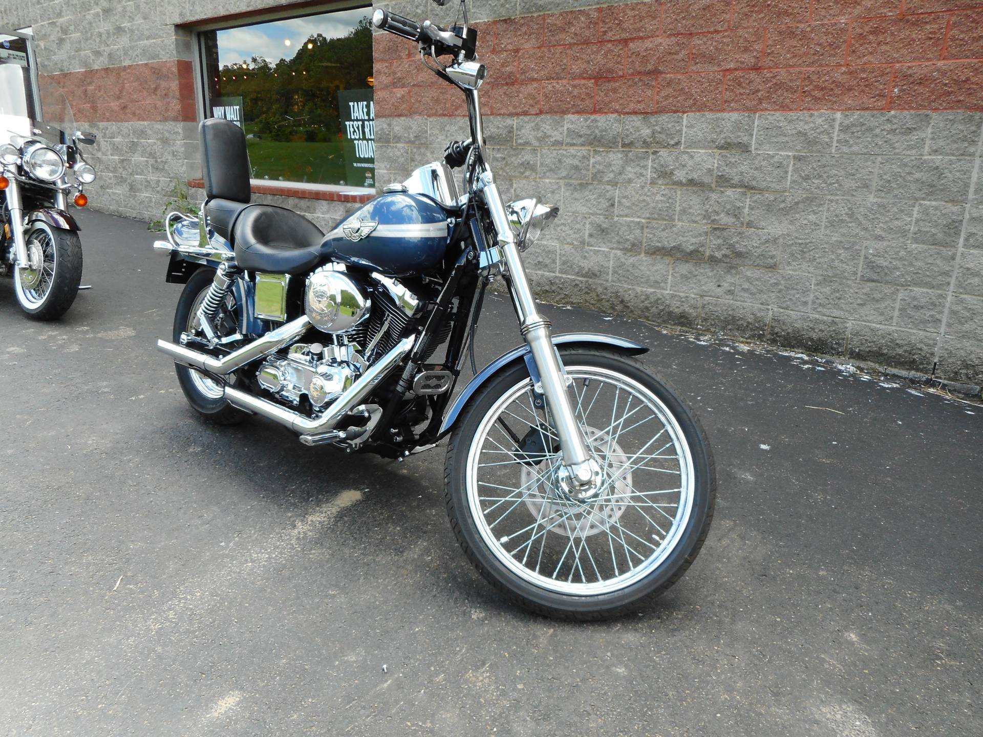 2003 Harley-Davidson FXDWG Dyna Wide Glide® in Galeton, Pennsylvania - Photo 2