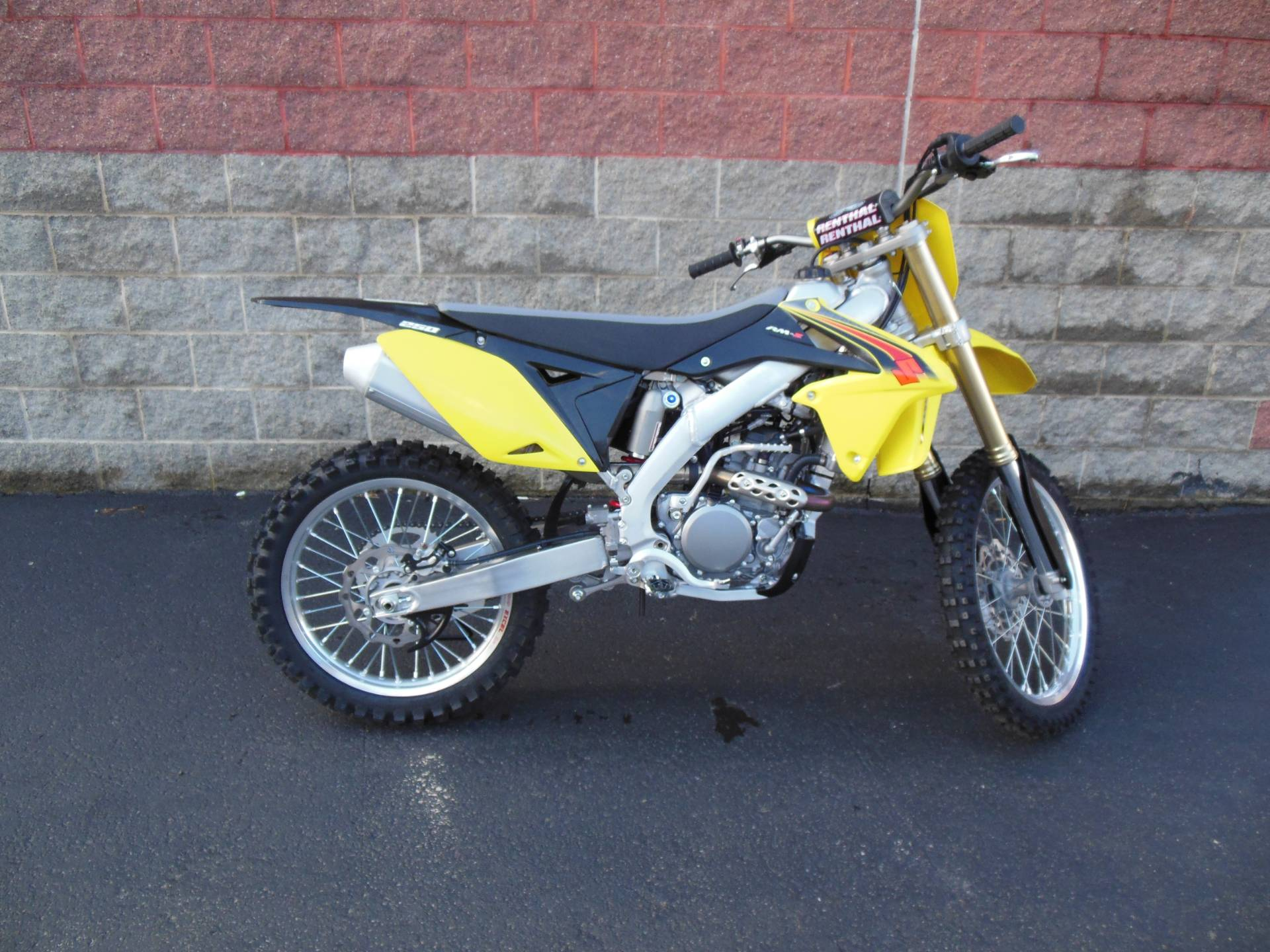 2015 Suzuki RM-Z250 in Galeton, Pennsylvania