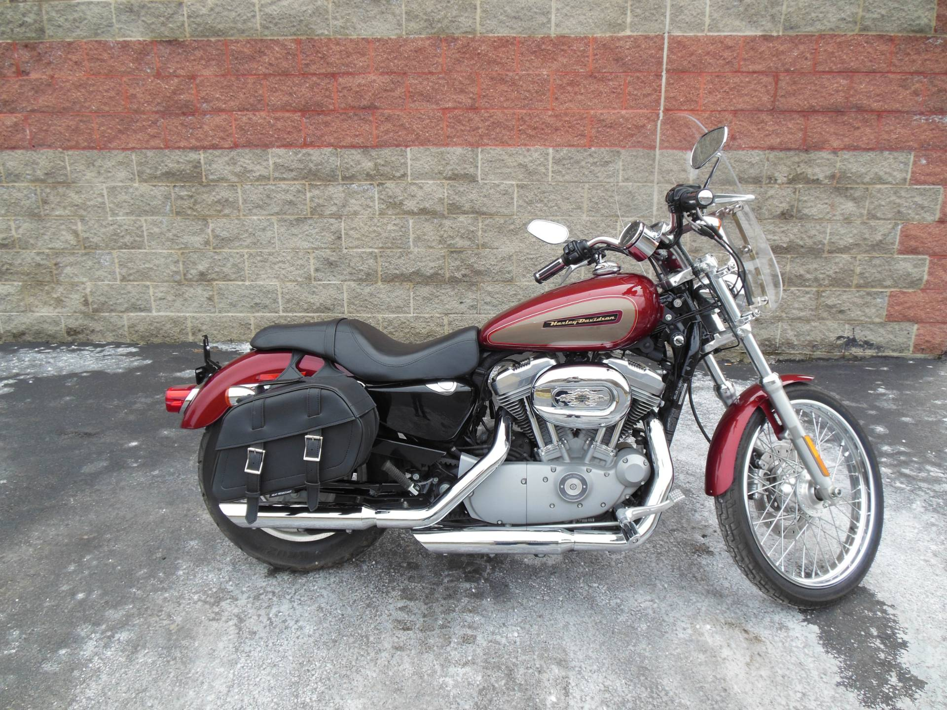 2009 Harley-Davidson Sportster® 883 Custom in Galeton, Pennsylvania - Photo 1