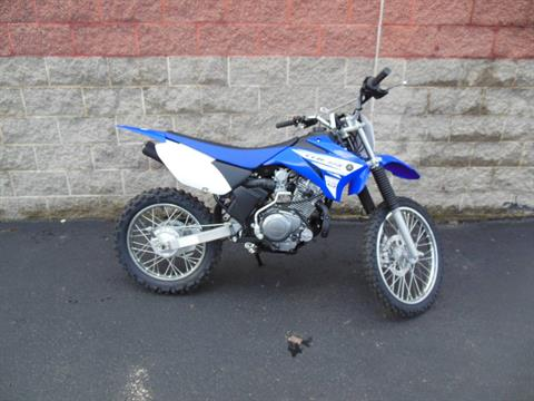 2016 Yamaha TT-R125LE in Galeton, Pennsylvania