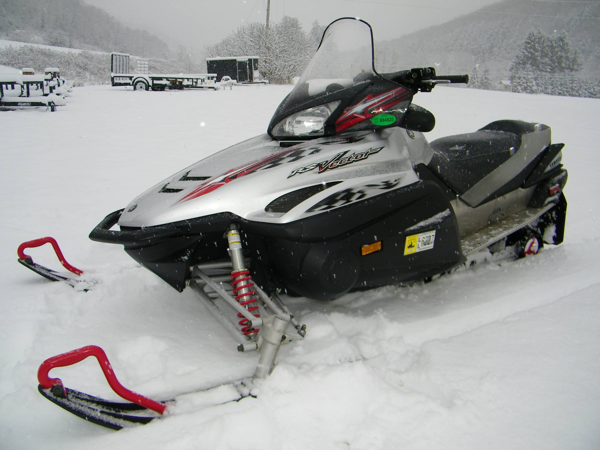 2006 Yamaha RS Vector ER in Galeton, Pennsylvania - Photo 2