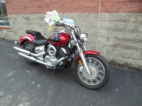 2009 Yamaha V Star 1100 Custom in Galeton, Pennsylvania - Photo 2