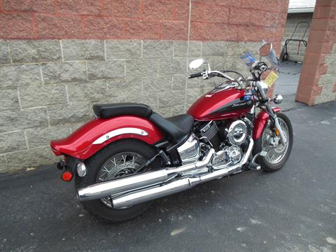 2009 Yamaha V Star 1100 Custom in Galeton, Pennsylvania - Photo 3