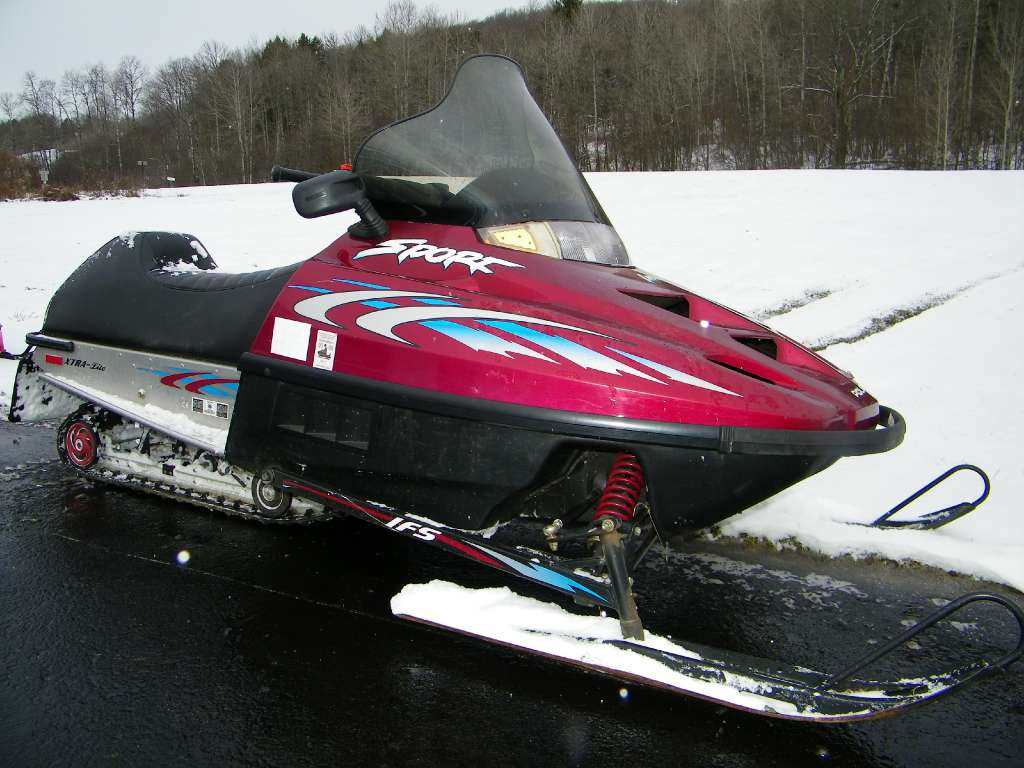 1990 Polaris 440 indy in Galeton, Pennsylvania