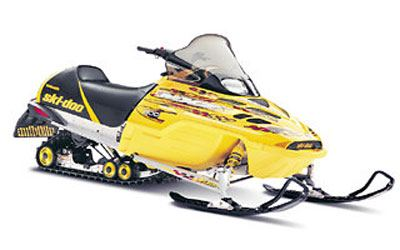 2002 Ski-Doo MX Z - Sport  600 in Galeton, Pennsylvania