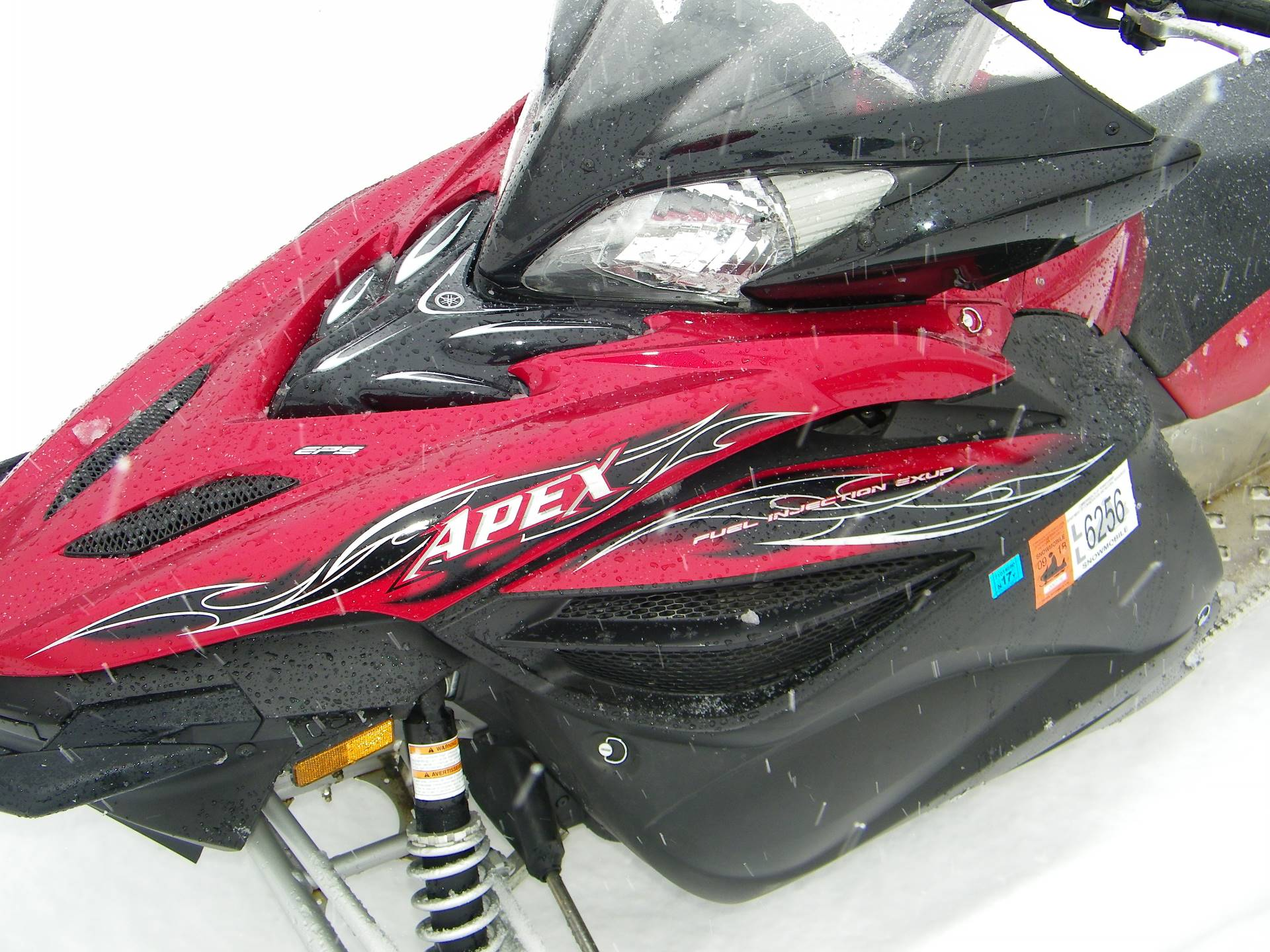 2011 Yamaha Apex XTX in Galeton, Pennsylvania - Photo 1